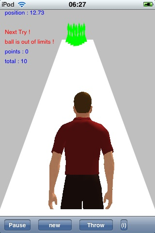 Screenshot Spin Bowling